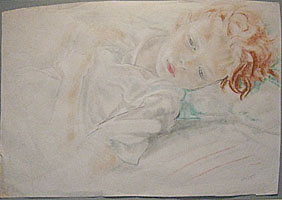 Study of a Young Boy (François)